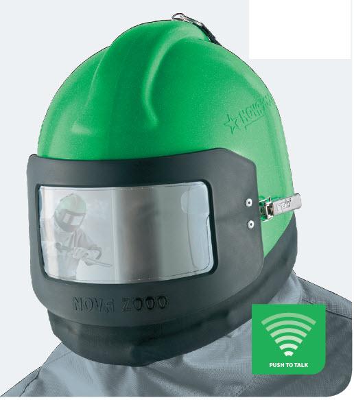 Nova Talk Respirator