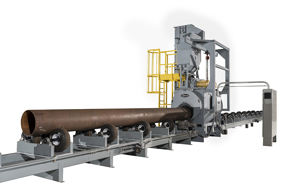 Pipe Blast Systems