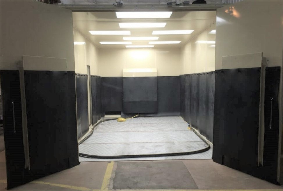 Witt Preparations continues expansion with addition of Empire Sandblast Booth