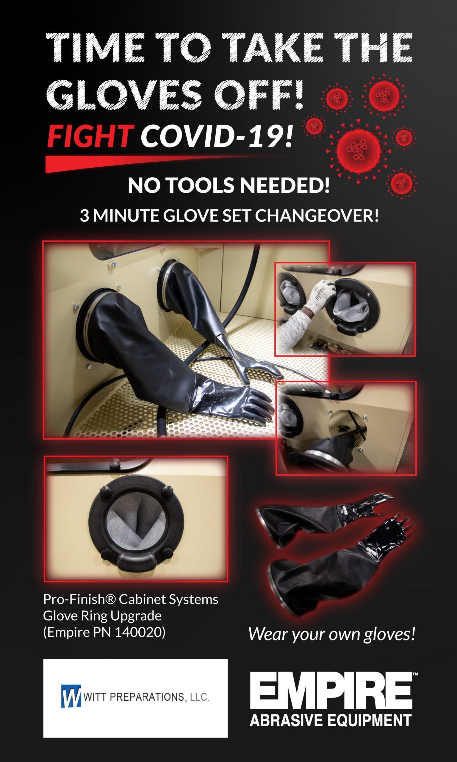 Empire Glove Conversion Kit Special!